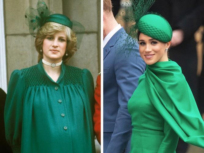 14 khoảnh khắc lấy cảm hứng từ trang phục của công nương Diana (P1) ảnh 7