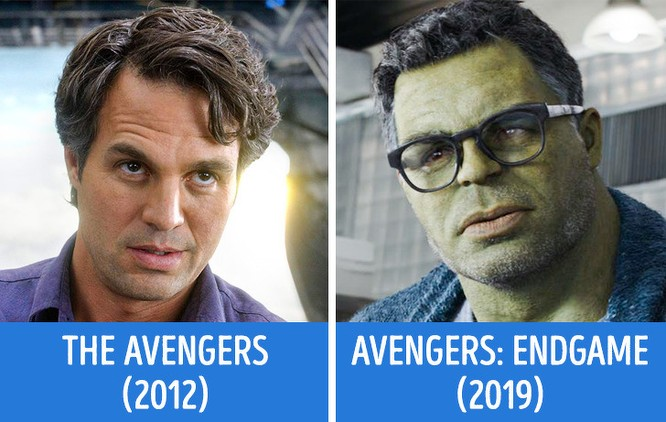 21 nhân vật bất hủ trong Avengers đã thay đổi ra sao? (P1) ảnh 3