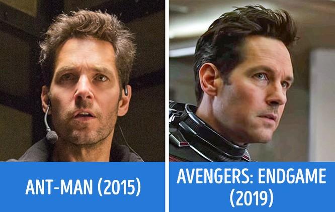 21 nhân vật bất hủ trong Avengers đã thay đổi ra sao? (P2) ảnh 1