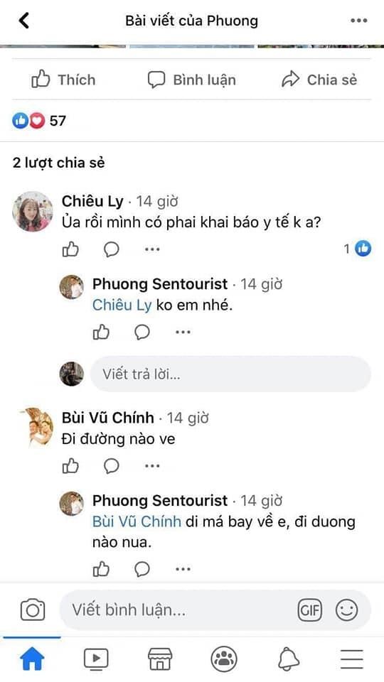 """Màn """"khoe chiến tích"""" đào tẩu khỏi Đà Nẵng đến Huế khiến dân mạng dậy sóng ảnh 2"""
