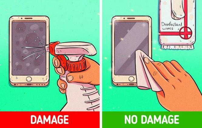 10 sai lầm khi sử dụng smartphone nhiều người mắc phải (P2) ảnh 3