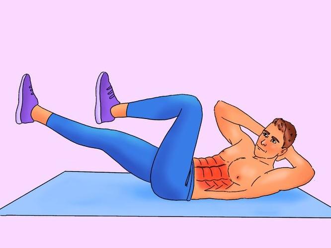 """10 động tác tập bụng tại nhà để nam giới sở hữu thân hình """"6 múi"""" ảnh 9"""