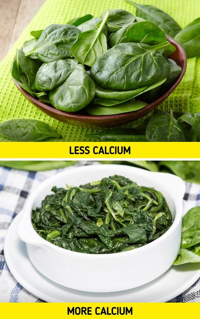 Mách bạn cách lựa chọn và chế biến thực phẩm để đạt dinh dưỡng cao ảnh 5