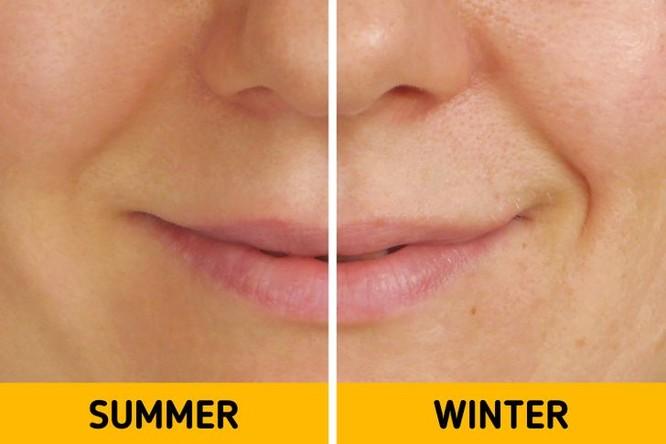 Cơ thể bạn sẽ thay đổi như thế nào vào mùa đông? ảnh 5