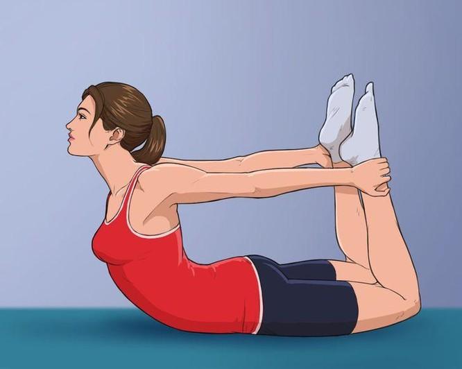 10 tư thế yoga trị đau lưng hiệu quả tại nhà ảnh 3