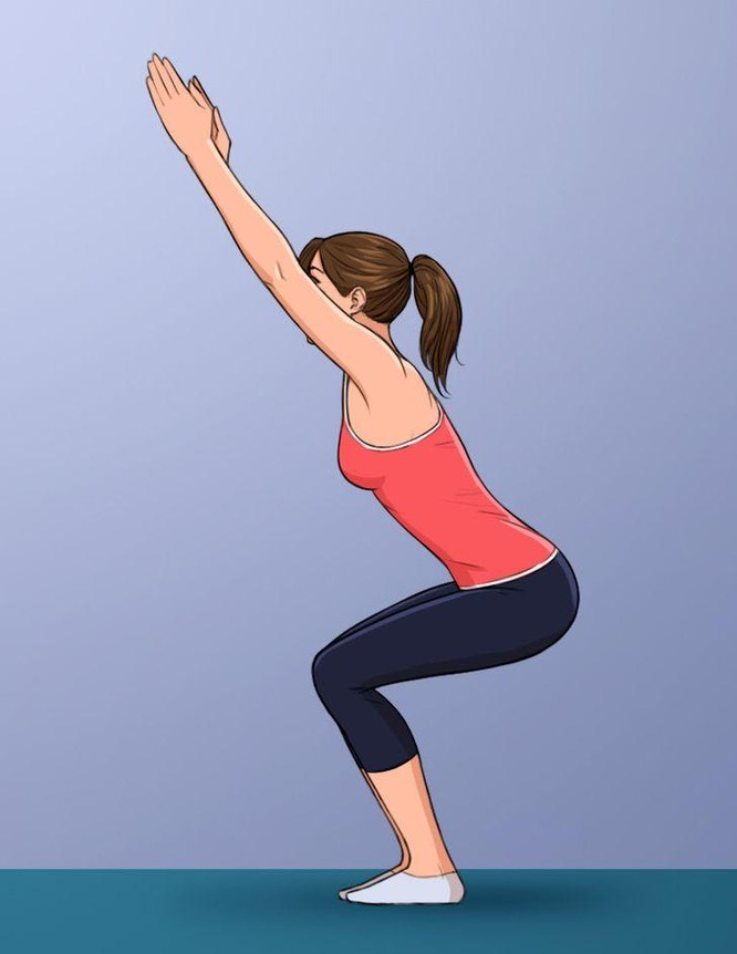 10 tư thế yoga trị đau lưng hiệu quả tại nhà ảnh 9