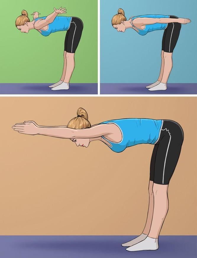 10 tư thế yoga trị đau lưng hiệu quả tại nhà ảnh 10
