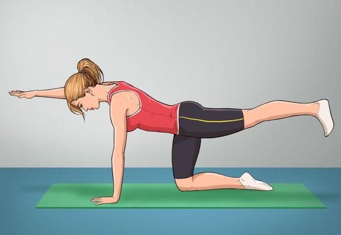 10 tư thế yoga trị đau lưng hiệu quả tại nhà ảnh 8