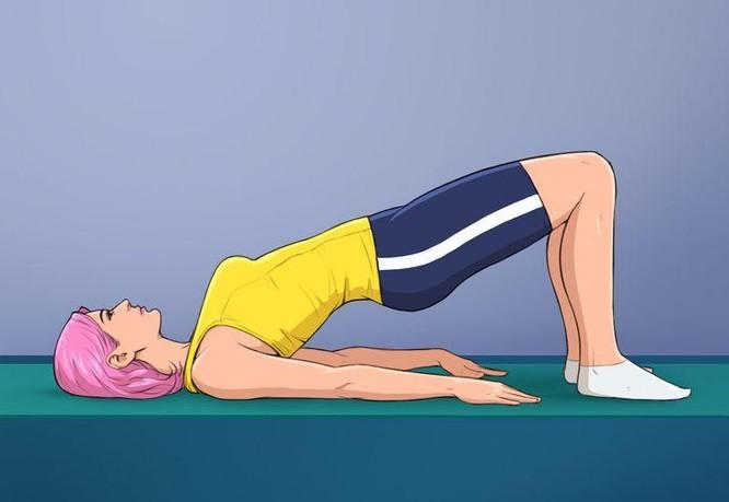 10 tư thế yoga trị đau lưng hiệu quả tại nhà ảnh 5