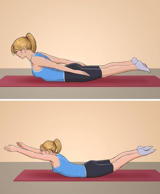 10 tư thế yoga trị đau lưng hiệu quả tại nhà ảnh 6