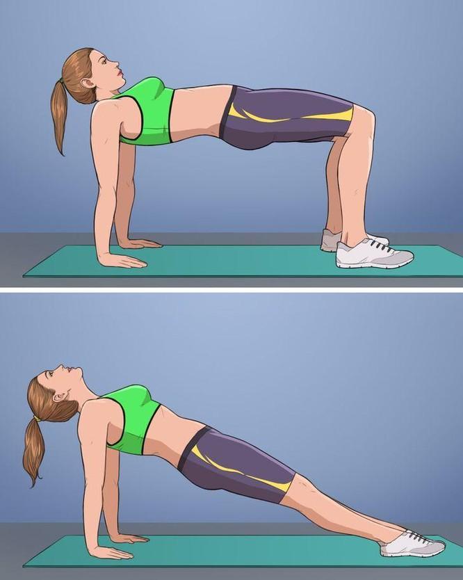 10 tư thế yoga trị đau lưng hiệu quả tại nhà ảnh 4