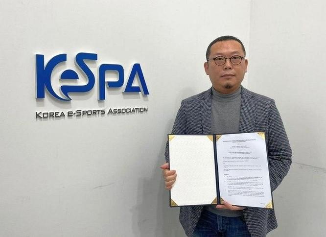 Hội Thể thao điện tử giải trí Việt Nam ký thỏa thuận hợp tác với Hội Thể thao điện tử Hàn Quốc ảnh 1