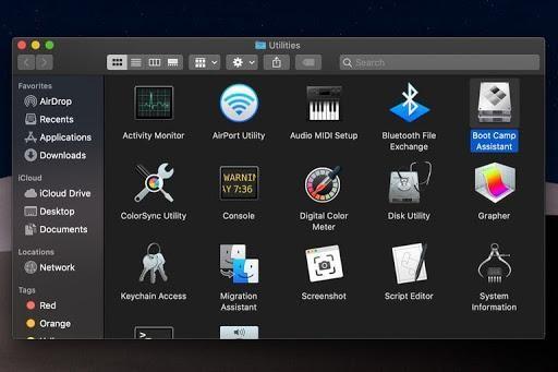 5 bước cài Windows 10 trên máy Mac ảnh 2