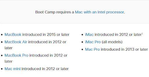 5 bước cài Windows 10 trên máy Mac ảnh 1