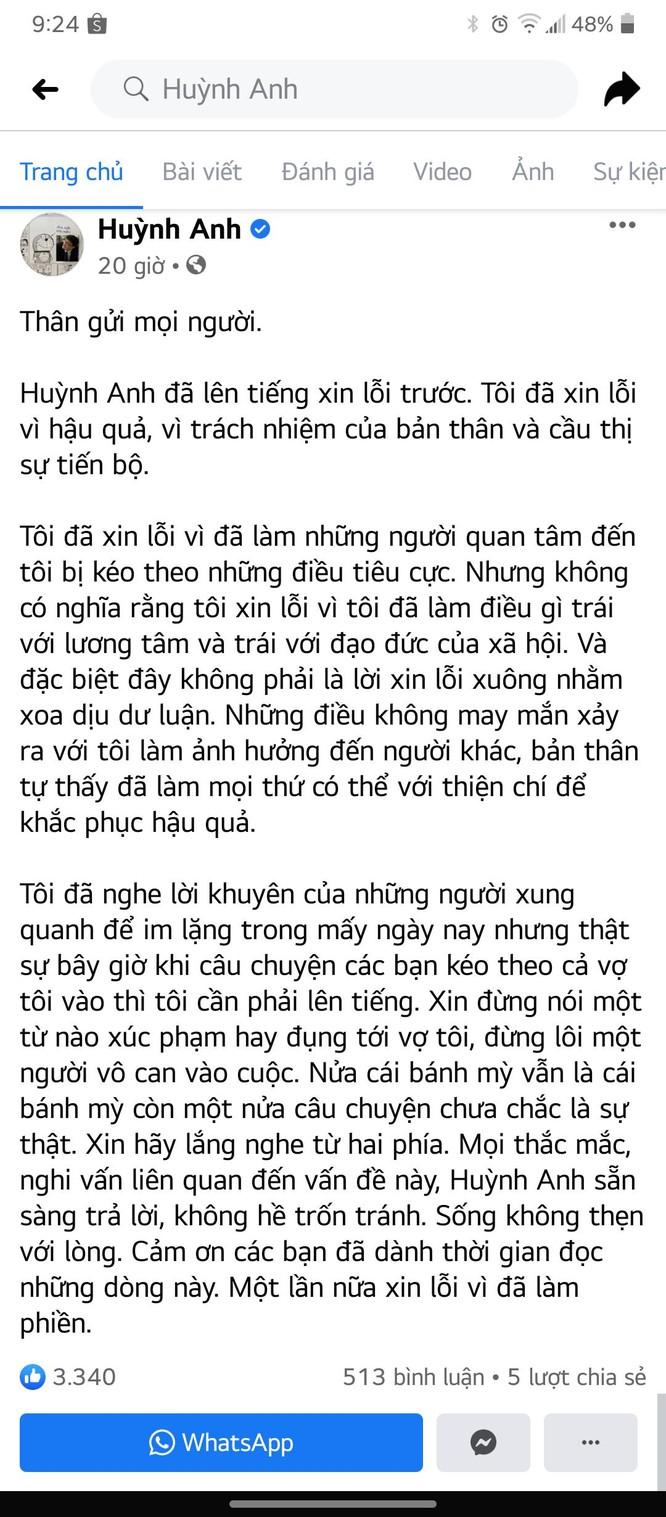 """Huỳnh Anh dính loạt scandal, dân mạng """"đào"""" lại quá khứ ảnh 6"""