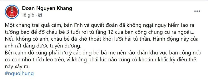 """Sao Việt cảm phục sự dũng cảm của Nguyễn Ngọc Mạnh, đề nghị hỗ trợ """"tiền cảm kích"""" ảnh 5"""
