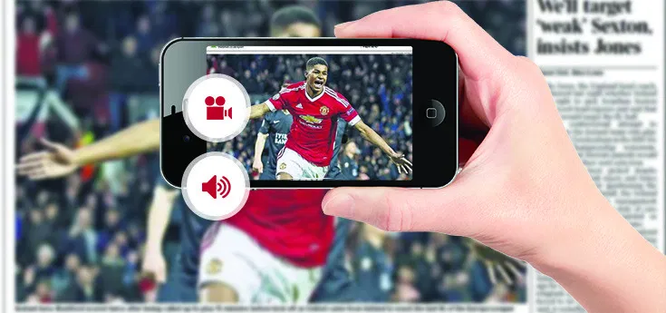 Công nghệ thực tế ảo tăng cường trong báo chí truyền thông đa phương tiện ảnh 2