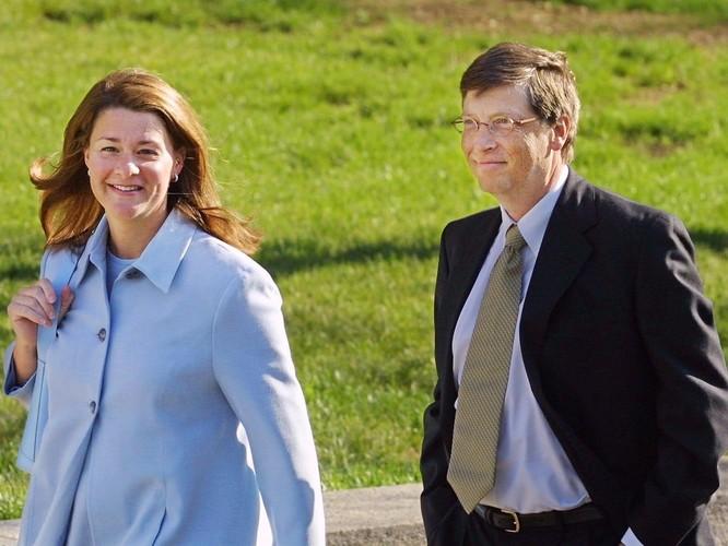 Nhìn lại cuộc hôn nhân 27 năm của vợ chồng Bill Gates ảnh 4