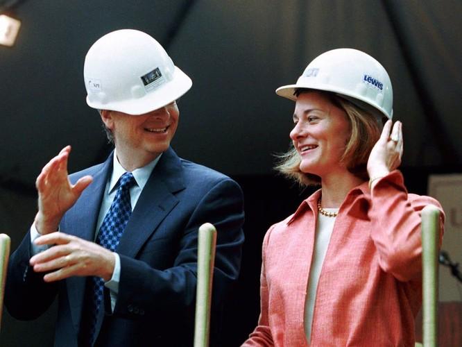 Nhìn lại cuộc hôn nhân 27 năm của vợ chồng Bill Gates ảnh 5