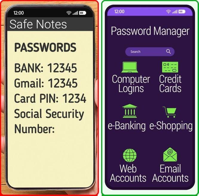 8 cách bảo vệ dữ liệu cá nhân trên thiết bị di động ảnh 4