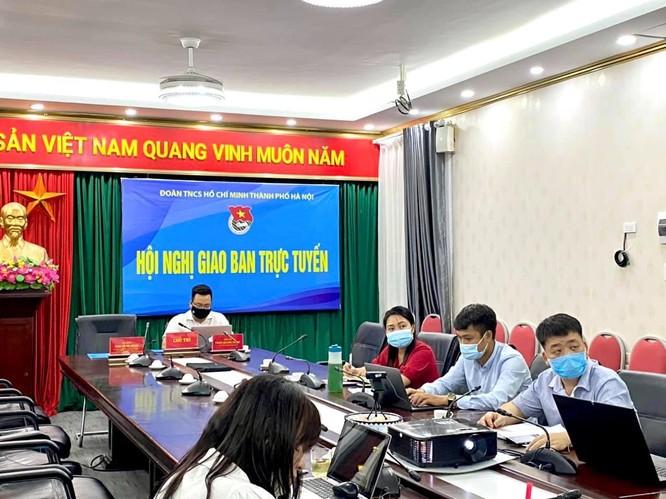 Thành đoàn Hà Nội ứng dụng công nghệ thông tin, mạng xã hội tuyên truyền bầu cử ảnh 2