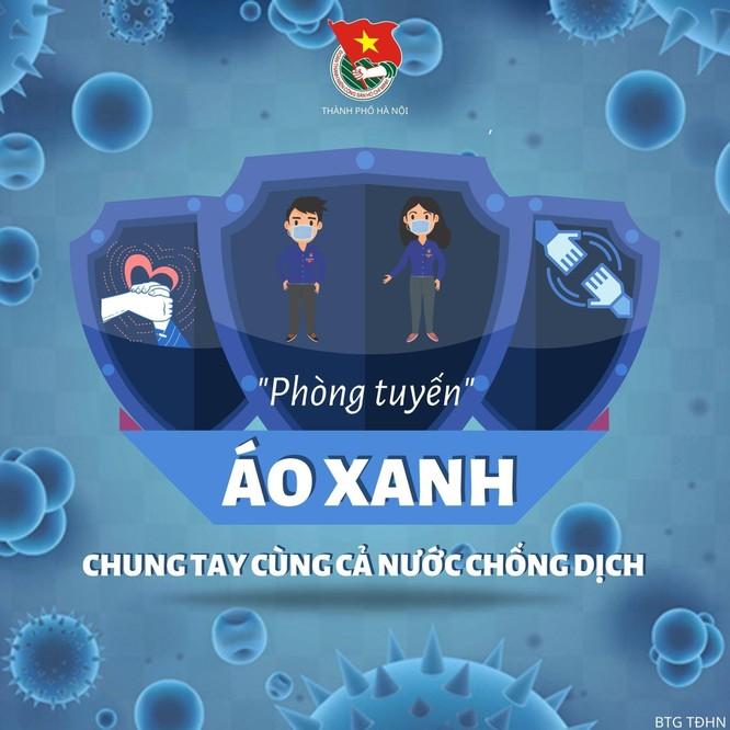 Thành đoàn Hà Nội ứng dụng công nghệ thông tin, mạng xã hội tuyên truyền bầu cử ảnh 1