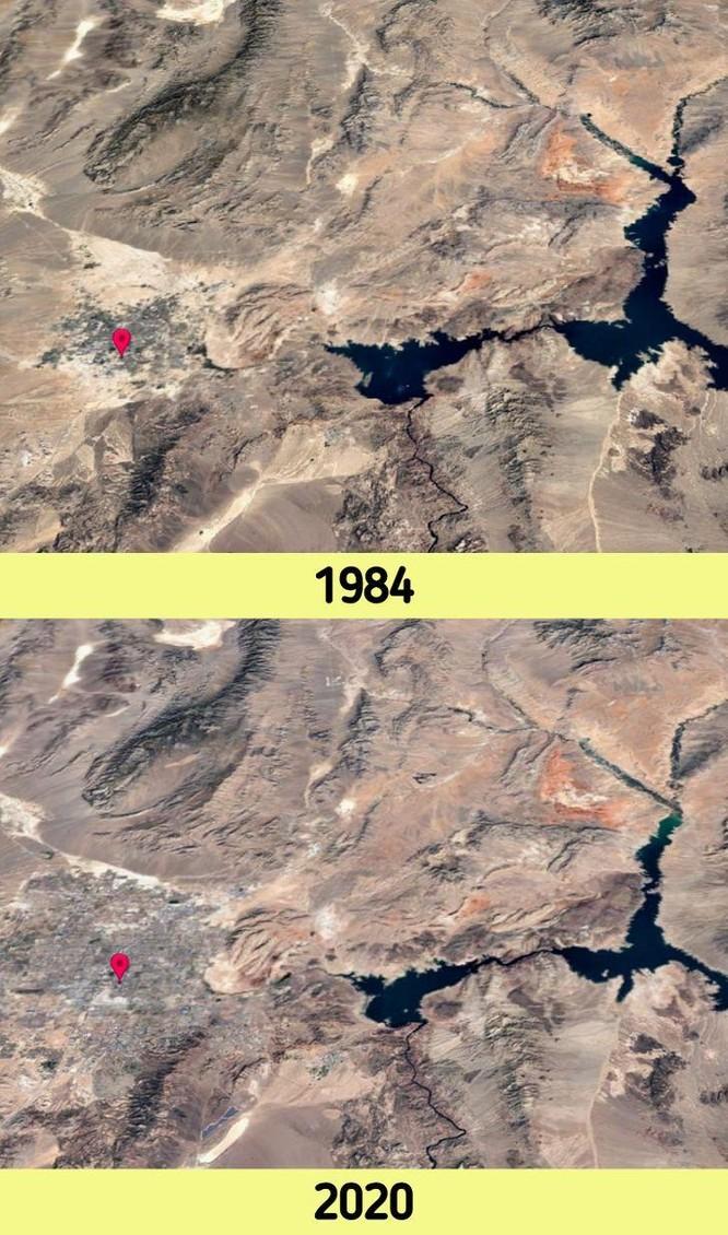 12 bức ảnh vệ tinh chứng minh sự thay đổi đáng kinh ngạc của Trái đất (P2) ảnh 3