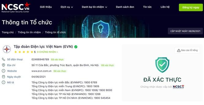 Cảnh giác các website, cuộc gọi mạo danh ngành điện lực để lừa tiền ảnh 2