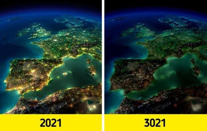 """Điều gì sẽ xảy ra nếu nhân loại """"ngủ quên"""" sau 1.000 năm? ảnh 3"""