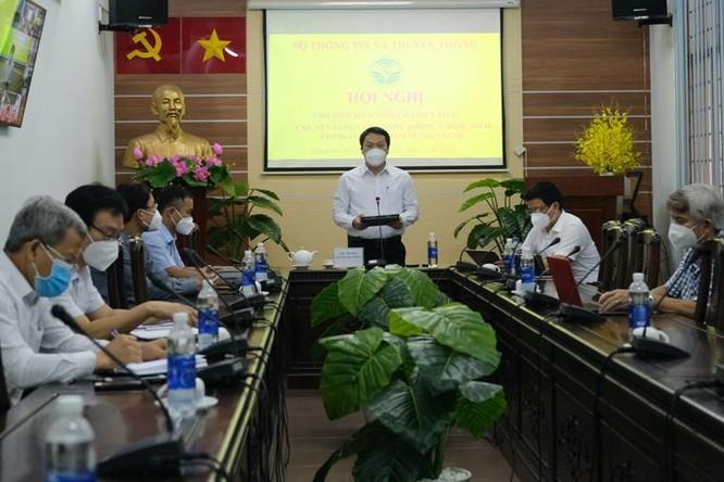 Thứ trưởng Nguyễn Huy Dũng đề xuất mỗi tỉnh có một tổ công nghệ cộng đồng ảnh 1