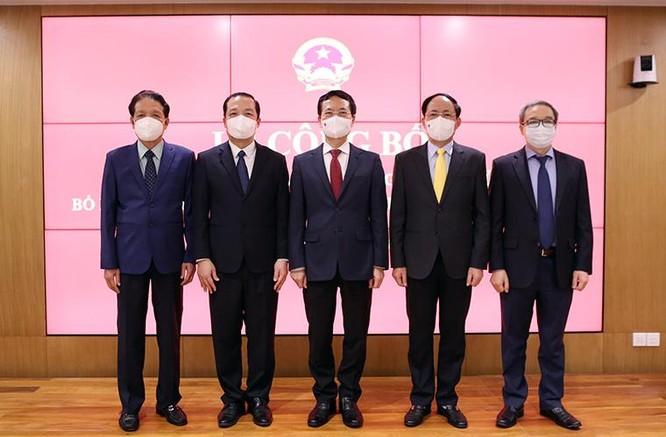 Ông Phạm Đức Long được bổ nhiệm làm Thứ trưởng Bộ Thông tin và Truyền thông ảnh 1