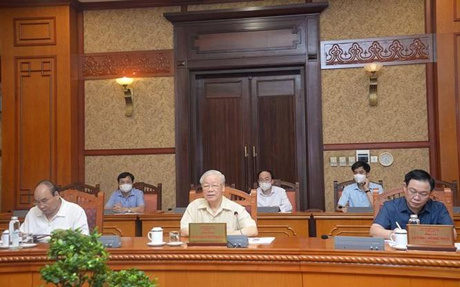 Thủ tướng Phạm Minh Chính làm Trưởng Ban Chỉ đạo Quốc gia phòng, chống COVID-19 ảnh 1