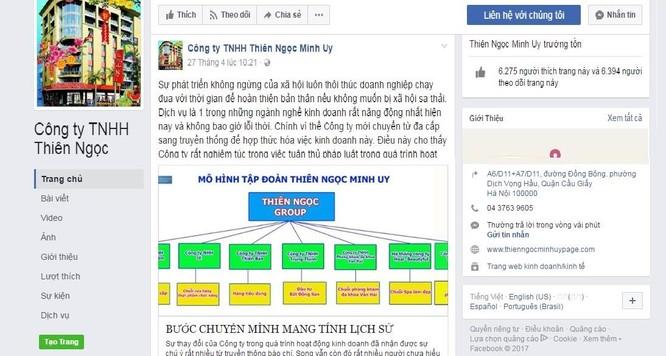 1. Mô hình kinh doanh mới mà TNMU công bố trên Fanpage