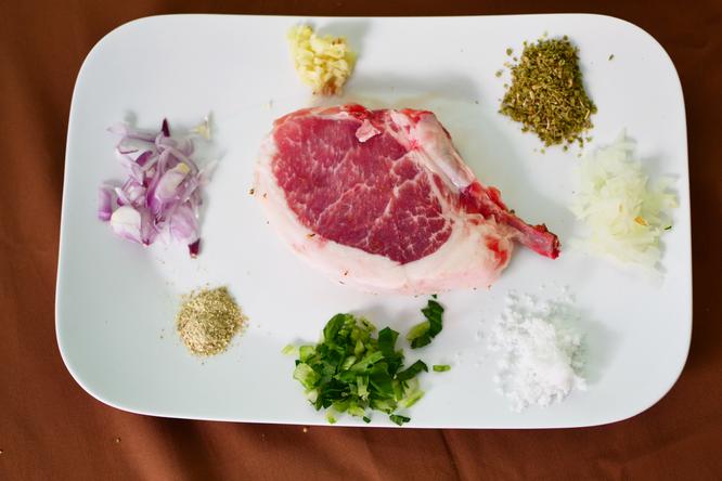 Thịt Cotlet Iberico - Tây Ban Nha