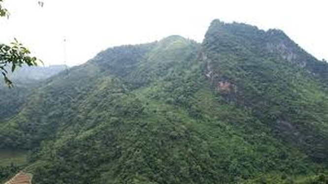 Cao điểm 772, Hà Giang - nơi diễn ra trận đánh ác liệt ngày 12-7-1984 -