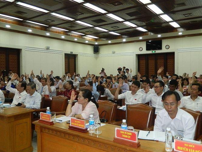 HĐND TP. HCM miễn nhiệm chức danh Phó Chủ tịch UBND của ông Lê Văn Khoa ảnh 1