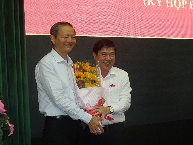 HĐND TP. HCM miễn nhiệm chức danh Phó Chủ tịch UBND của ông Lê Văn Khoa ảnh 2