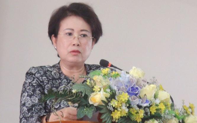 Kỷ luật bà Phan Thị Mỹ Thanh: Cách hết chức vụ trong Đảng, đề nghị bãi nhiệm tư cách ĐBQH ảnh 1
