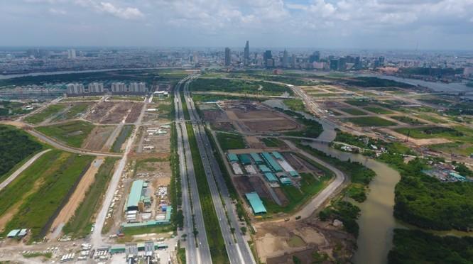 GS Đặng Hùng Võ: Không có bản đồ quy hoạch chung tỷ lệ 1/5.000 KĐT Thủ Thiêm! ảnh 3