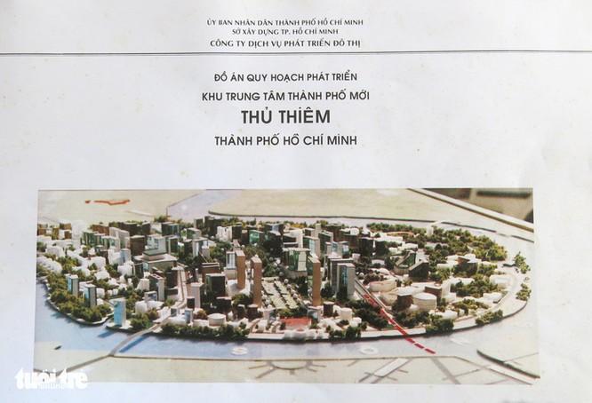 13 tấm bản đồ được cho là cơ sở để ra Quyết định 367 năm 1996 ảnh 1