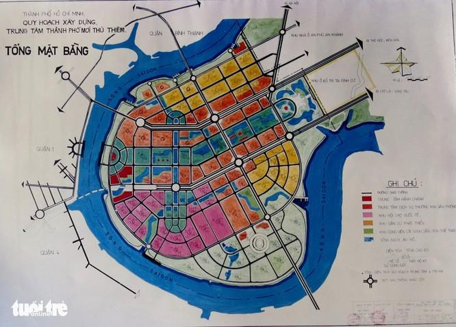 13 tấm bản đồ được cho là cơ sở để ra Quyết định 367 năm 1996 ảnh 2