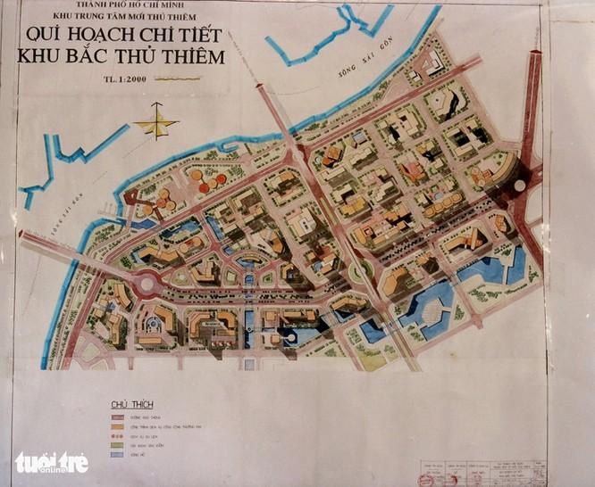13 tấm bản đồ được cho là cơ sở để ra Quyết định 367 năm 1996 ảnh 3