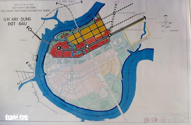 13 tấm bản đồ được cho là cơ sở để ra Quyết định 367 năm 1996 ảnh 4