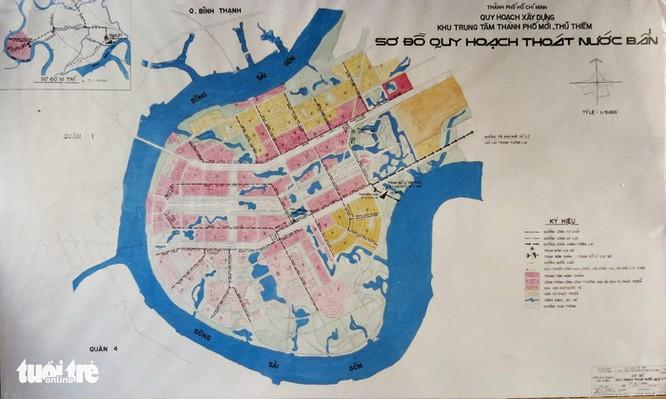 13 tấm bản đồ được cho là cơ sở để ra Quyết định 367 năm 1996 ảnh 5