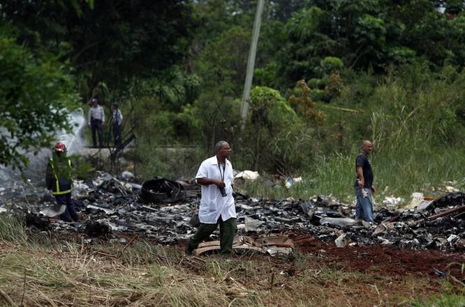 Hơn 100 người thiệt mạng trong tai nạn máy bay Cuba ảnh 1