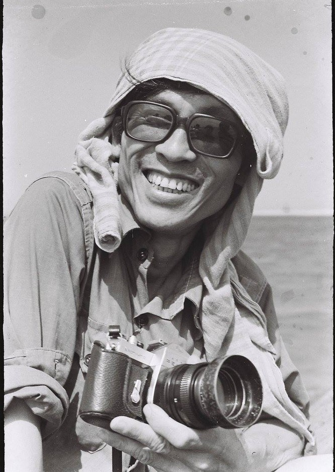 Nghệ sĩ nhiếp ảnh Trần Hồng: Bí ẩn thủ thỉ sau mỗi tấm hình ảnh 1
