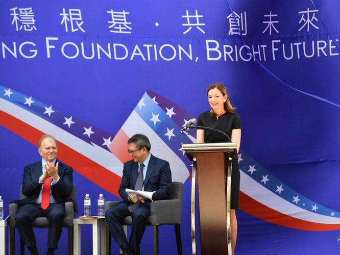 Mỹ cử quan chức tới Đài Loan, Trung Quốc nổi xung ảnh 2