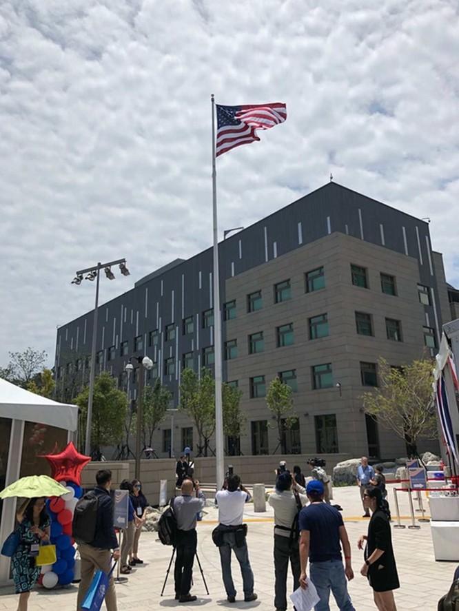 Mỹ cử quan chức tới Đài Loan, Trung Quốc nổi xung ảnh 1