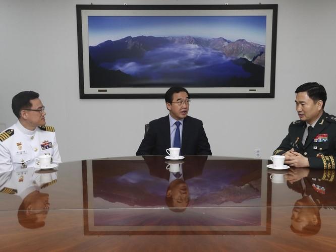 Triều Tiên và Hàn Quốc khôi phục hội đàm cấp tướng sau 11 năm ảnh 2