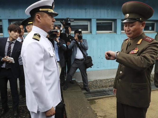 Triều Tiên và Hàn Quốc khôi phục hội đàm cấp tướng sau 11 năm ảnh 3